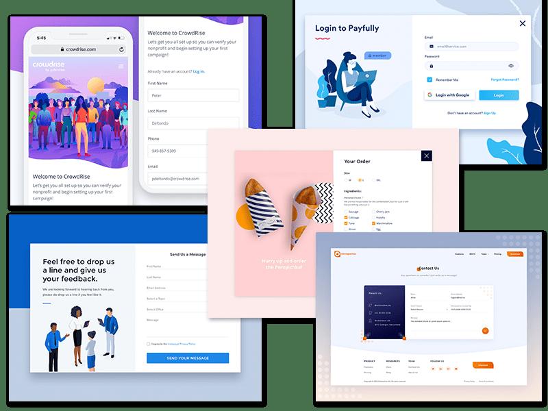 web-forms-design-crowdfaction