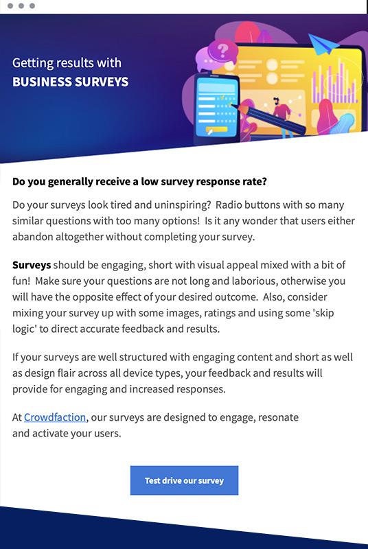 email-surveys-crowdfaction