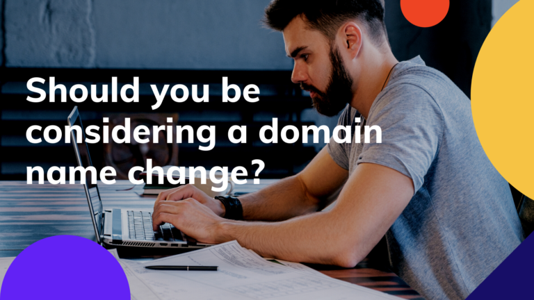 Choosing the Right Domain Name 1