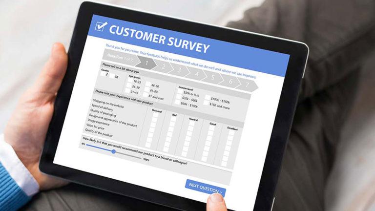 Tips in running a Member Survey 1